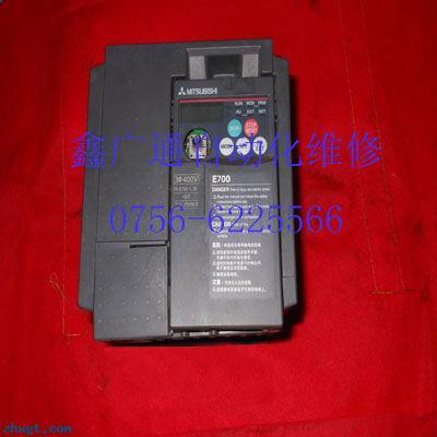 变频器 三菱e700变频器维修
